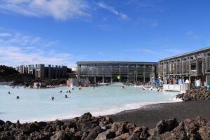 photo of the blue lagoon in iceland